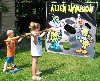 Alien Invasion