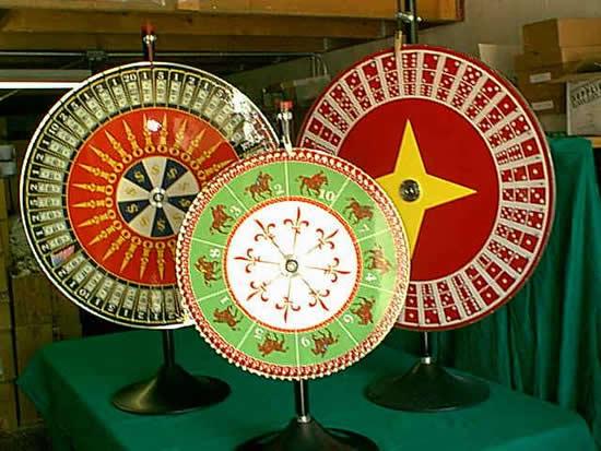 Money Wheel(s) or Big 6 Wheel(s)