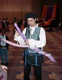 Balloon Artist or Balloon Twister