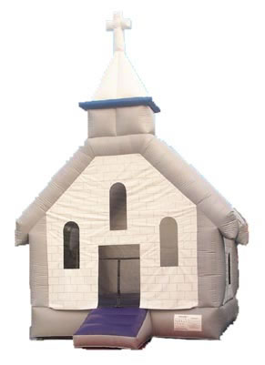 Moonbounce - Church Theme