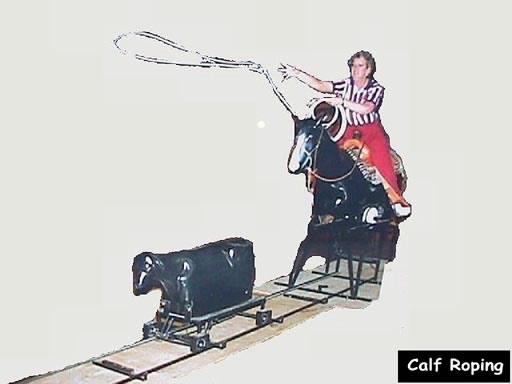 Rodeo Roper (Calf Roping)