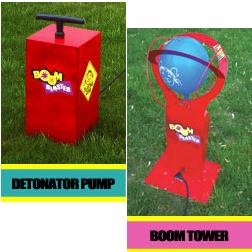 Boom Blasters
