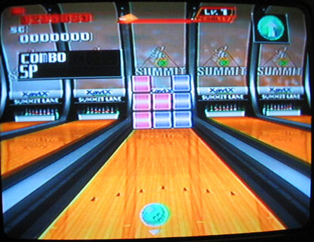 Virtual Bowling