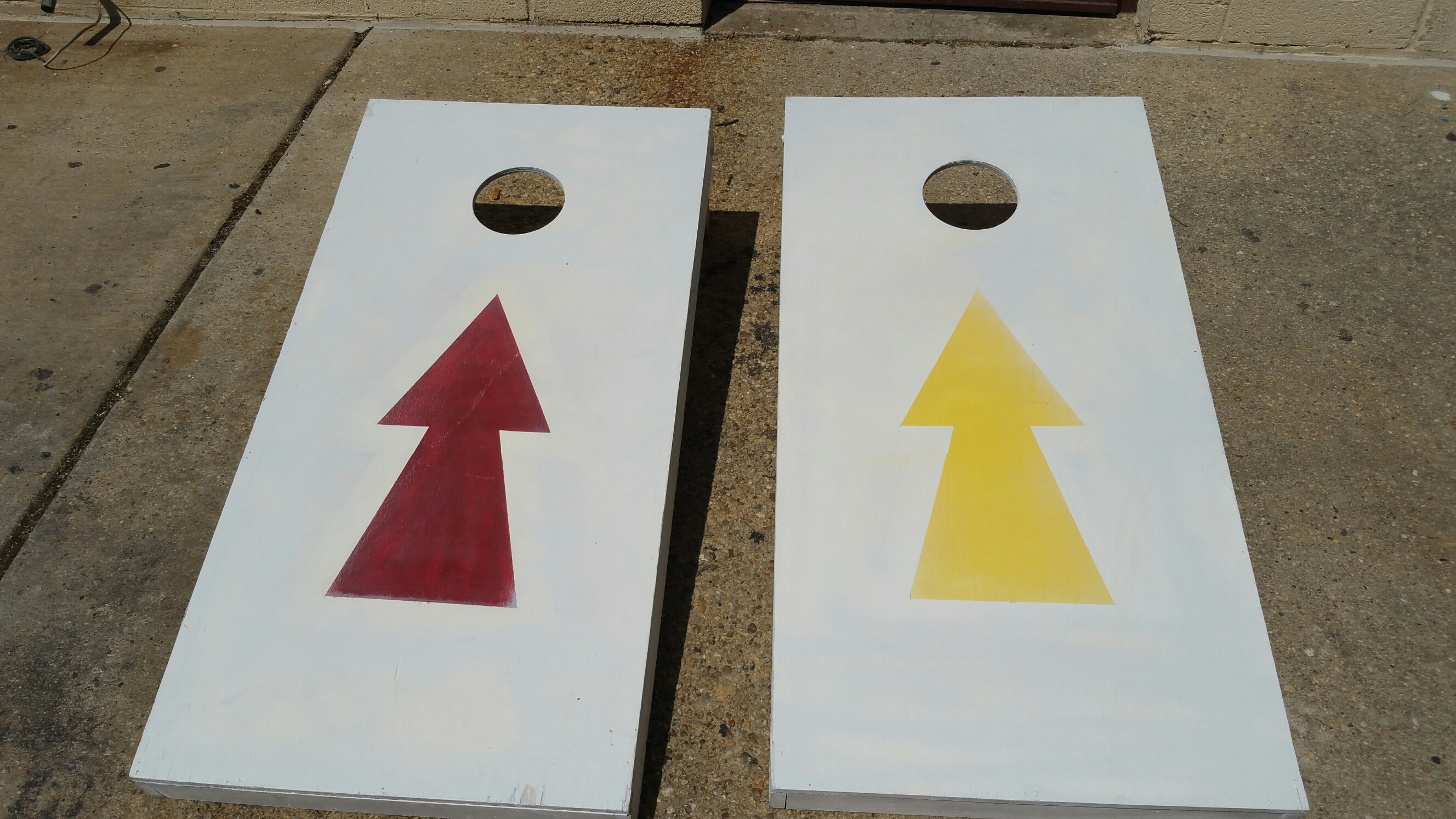 Corn Hole Games