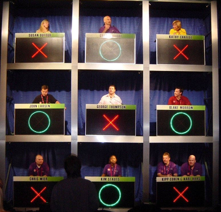 Corporate/Celebrity Hollywood Squares