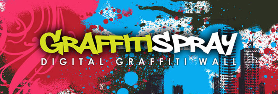 Graffiti Spray Wall