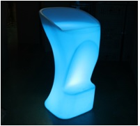 LED Cocktail Chair