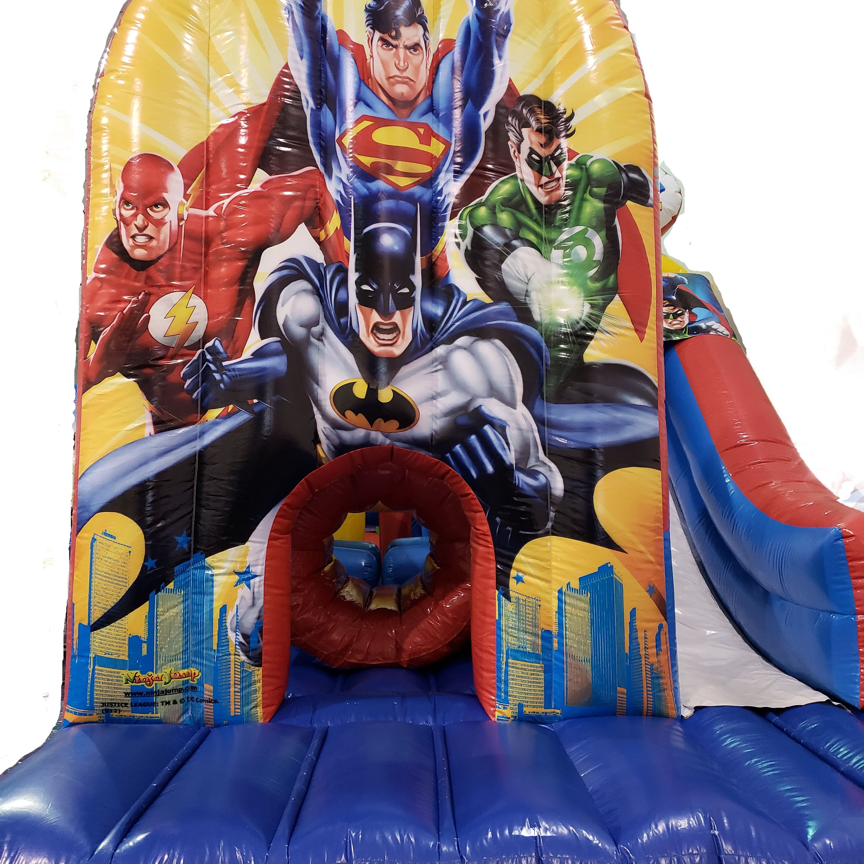 Justice League Obstacle Course