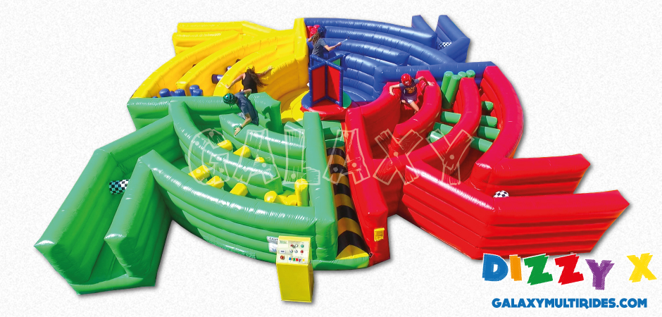 Obstacle Course - Dizzy X