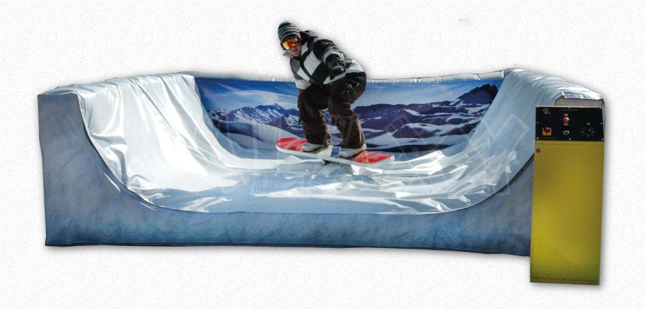 Mechanical Snowboard