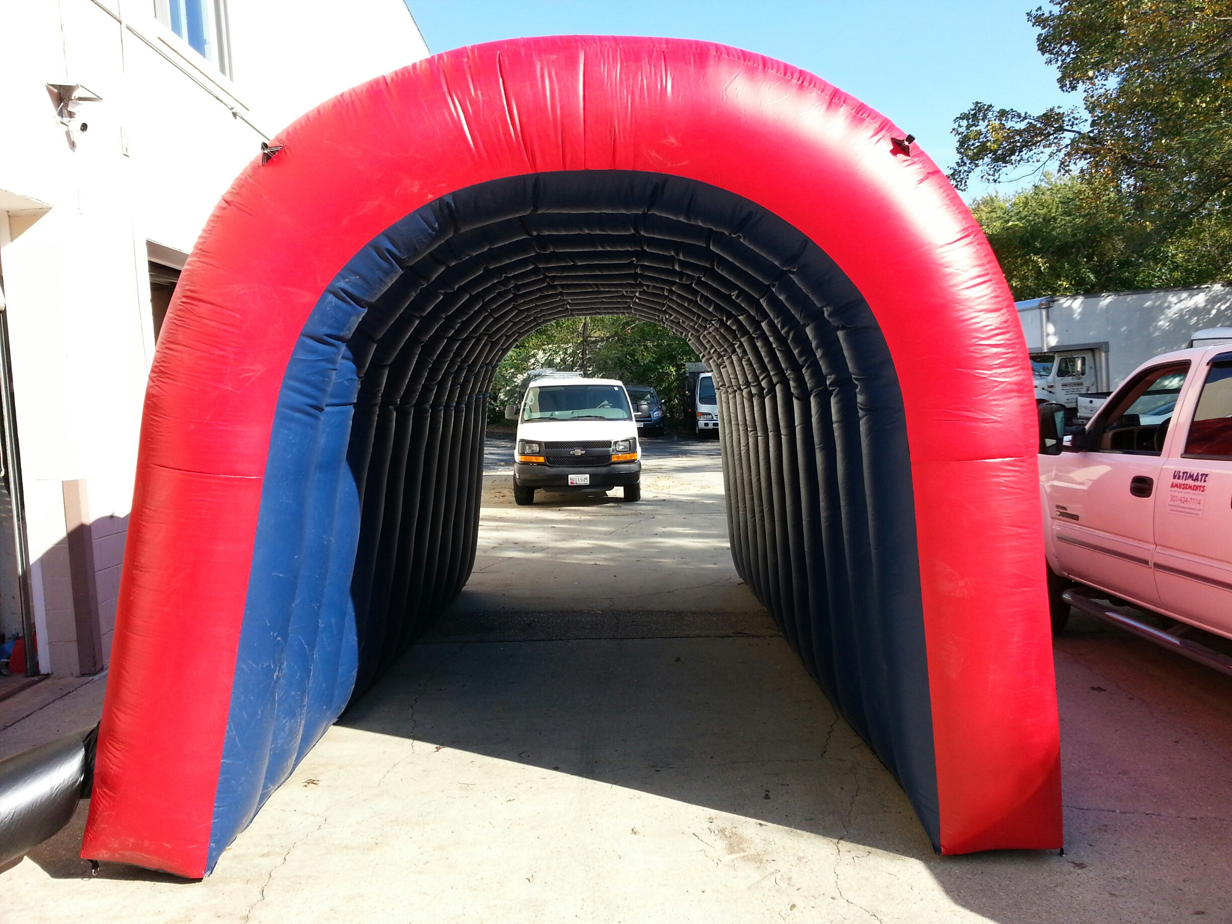 Inflatable Tunnel/Inflatable Archway