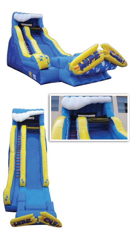 Water Slide - Wipe Out